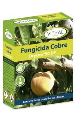 Fungicida Cobre Drycop 50DF