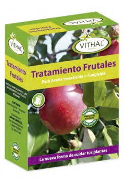 Pack Tratamiento Frutales ECOLOGICO