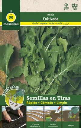 Rucola Cultivada - TIRA 5m