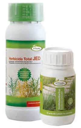 Sin Malas Hierbas - Herbicida Total