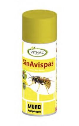 SINAVISPAS AEROSOL 400 ml - MURO ANTIPLAGAS