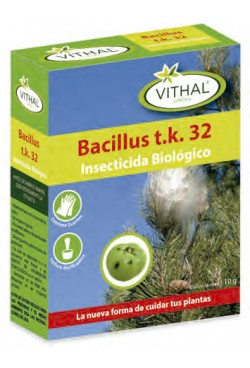 Bacillus T.K 32 Insect.Biologico